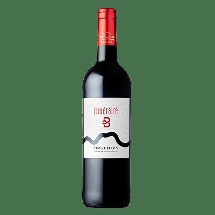 Itinéraire B - Vin rouge Brulhois