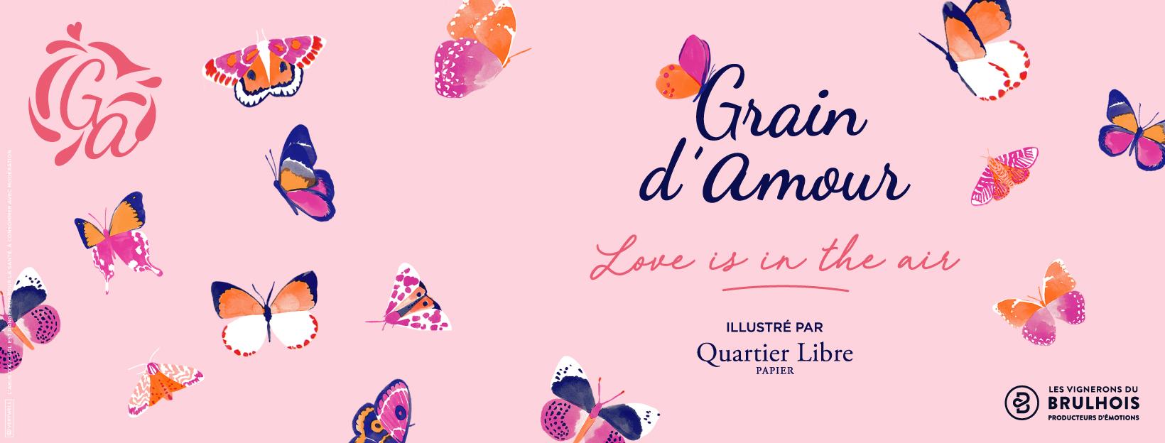 Grain d'amour - édition collecteur 2021