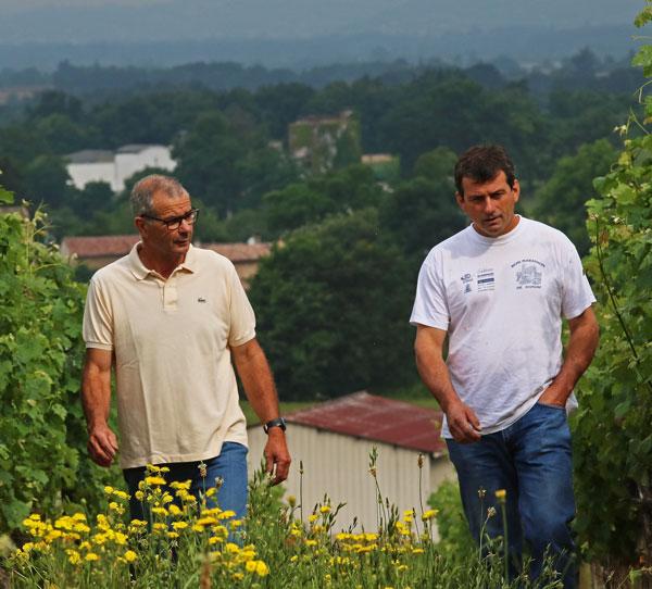 Jean Hébrard et Patrick Jacob